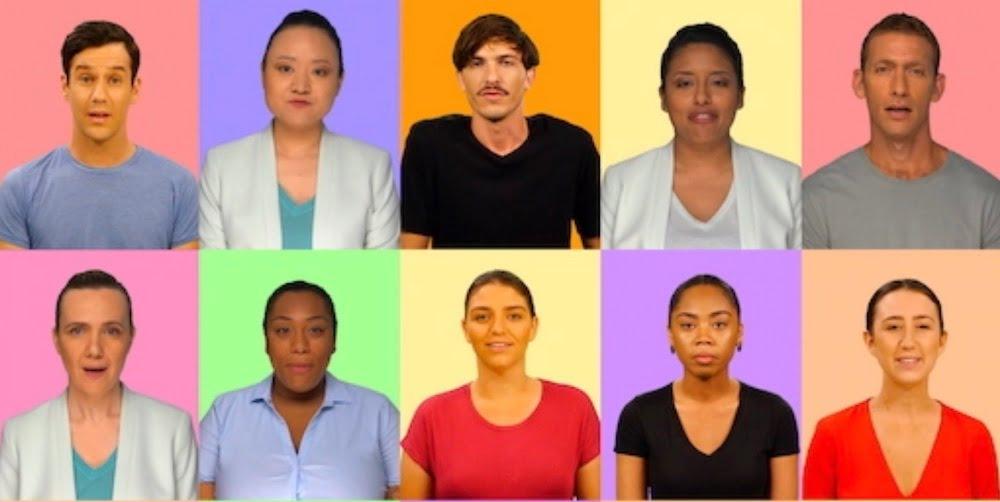 KI-Doppelgänger: Start-up bietet KI-Menschen von der Stange