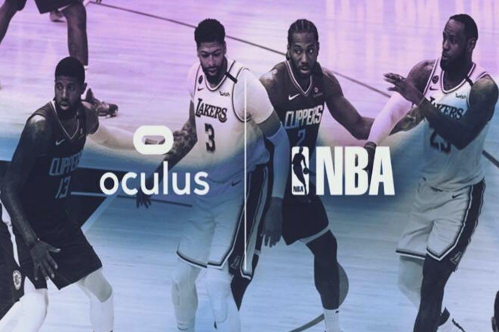 Oculus hat sich auf Jahre hin das Recht gesichert, NBA-Spiele in die Oculus Quest zu streamen.