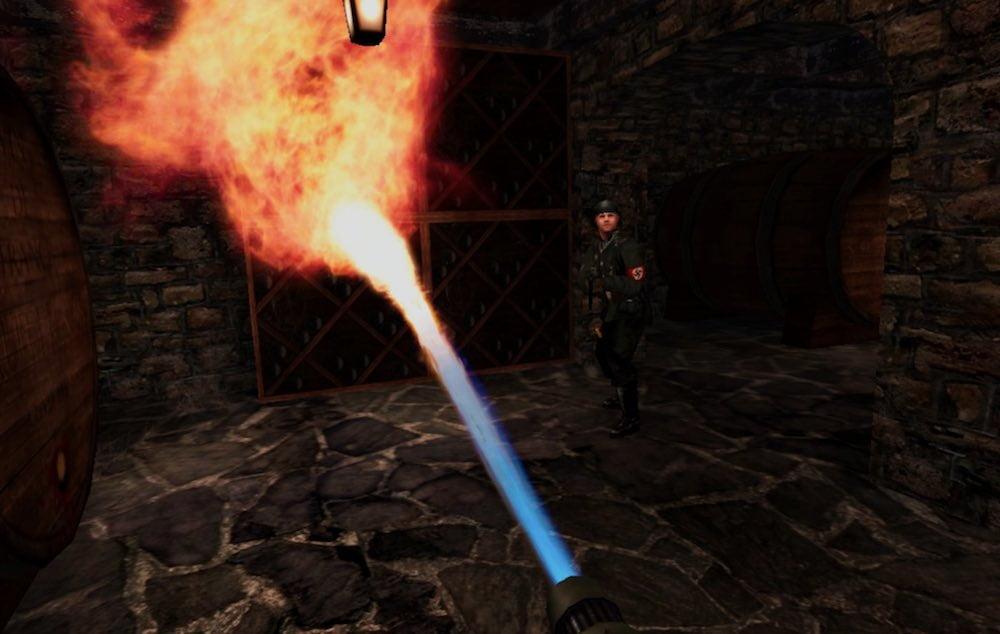 Wolfenstein VR Oculus Quest: Port jetzt verfügbar
