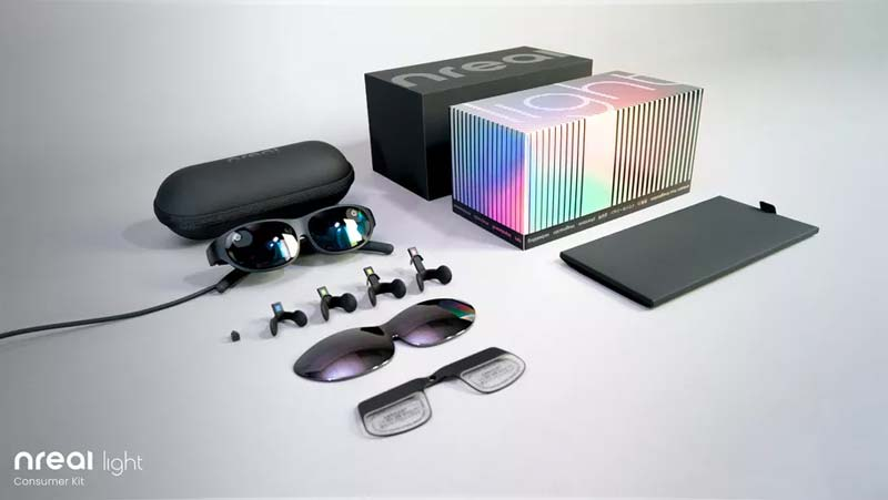Nreal AR-Brille: Verkauf der Consumer-Version startet