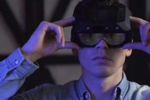 Realmax Qian: AR-Brille mit weitem Sichtfeld und VR-Modus