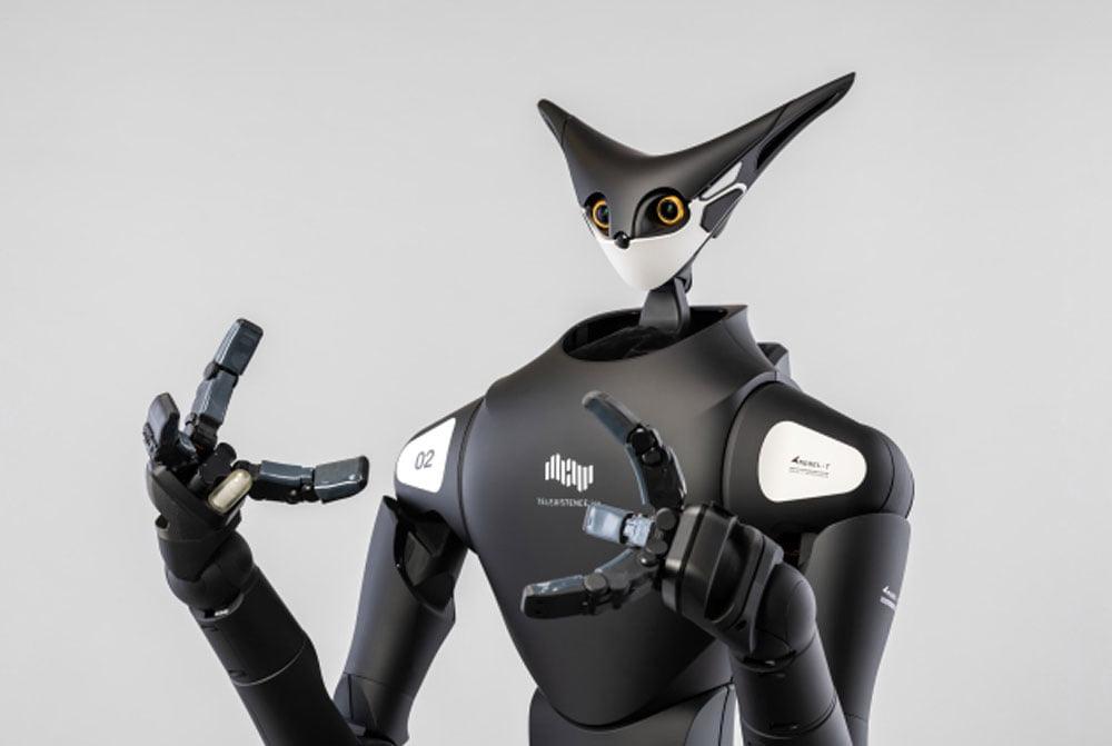 Der japanische Telepräsenz-Roboter von Teleexistence