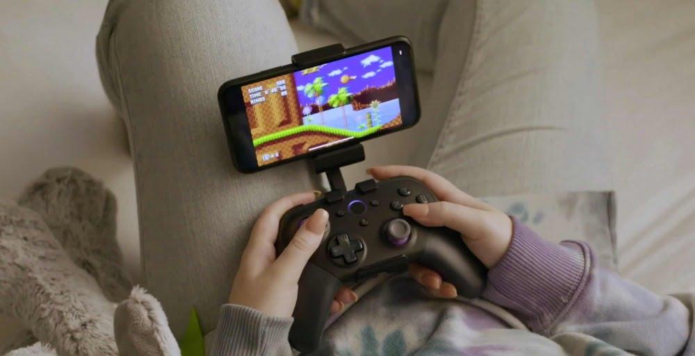 Der Luna Game Controller für Amazons kommenden Cloud-Gaming-Service