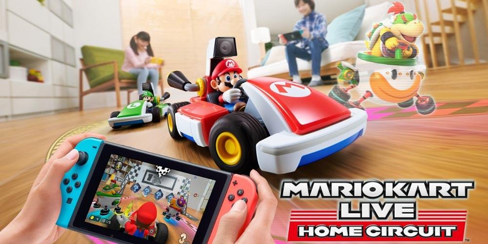 Titelbild für Mario Kart Live von Nintendo