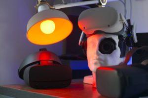 Oculus Quest, Oculus Quest 2 und Oculus Rift (S) im Linsen-Vergleich