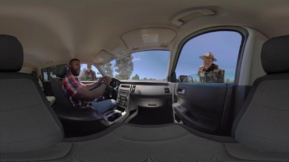 The Messy Truth: Politische VR-Filmreihe gewinnt einen Emmy