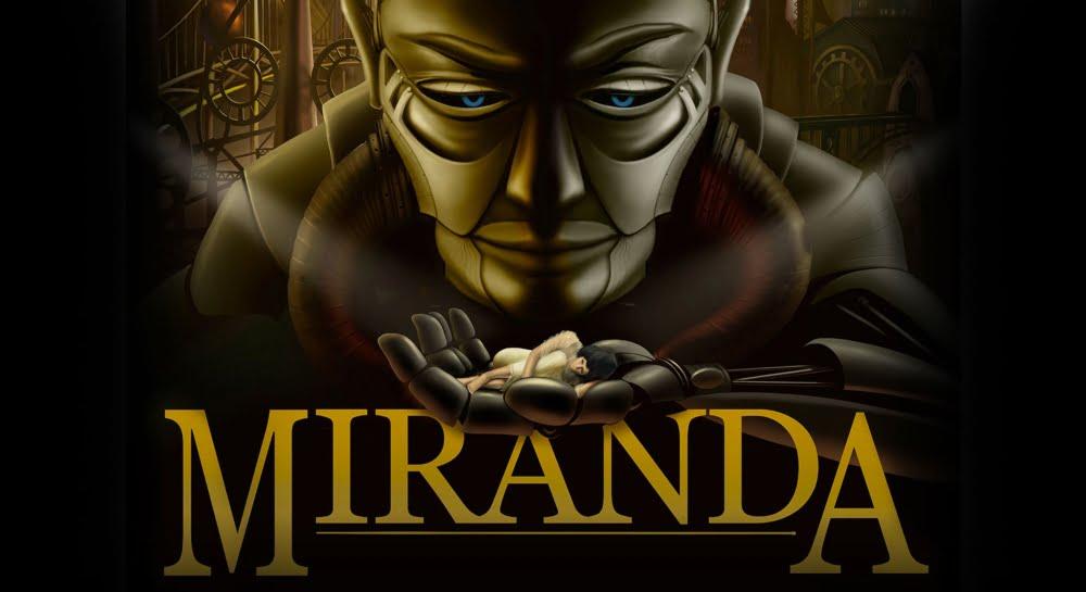 Miranda: Live-VR-Oper im Steampunk-Stil