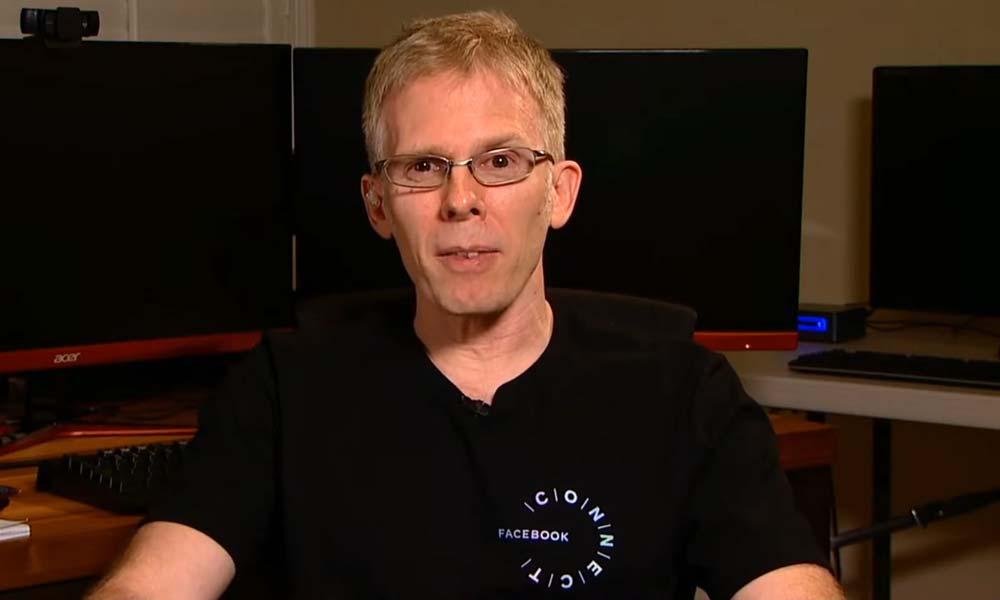 Facebook Social-VR: Entwicklerguru John Carmack schämt sich