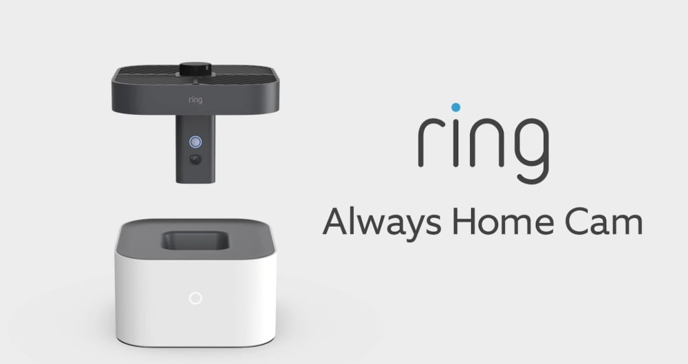 Die ring Always Home Cam von Amazon
