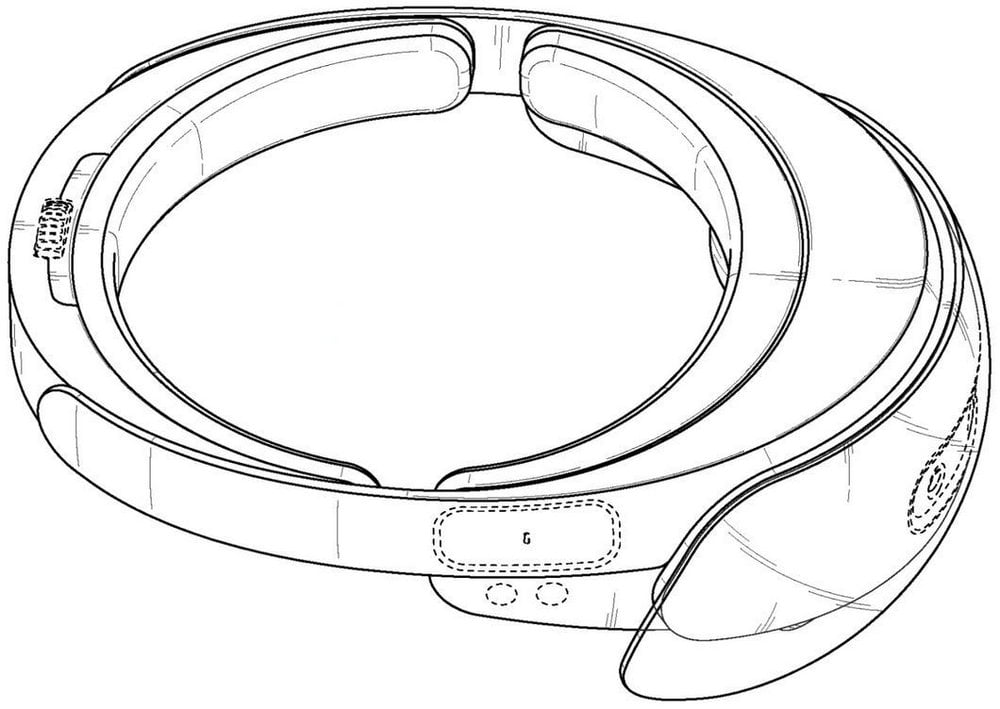 | samsung ar glasses patent images 06