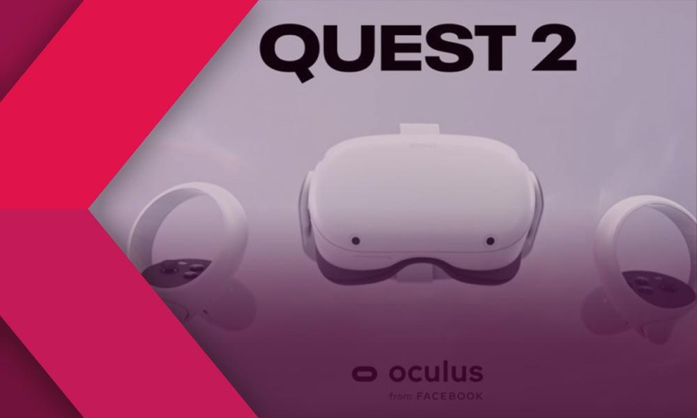 XR-News der Woche: Oculus Quest 2 enthüllt, GT-KI und Project AR-ia
