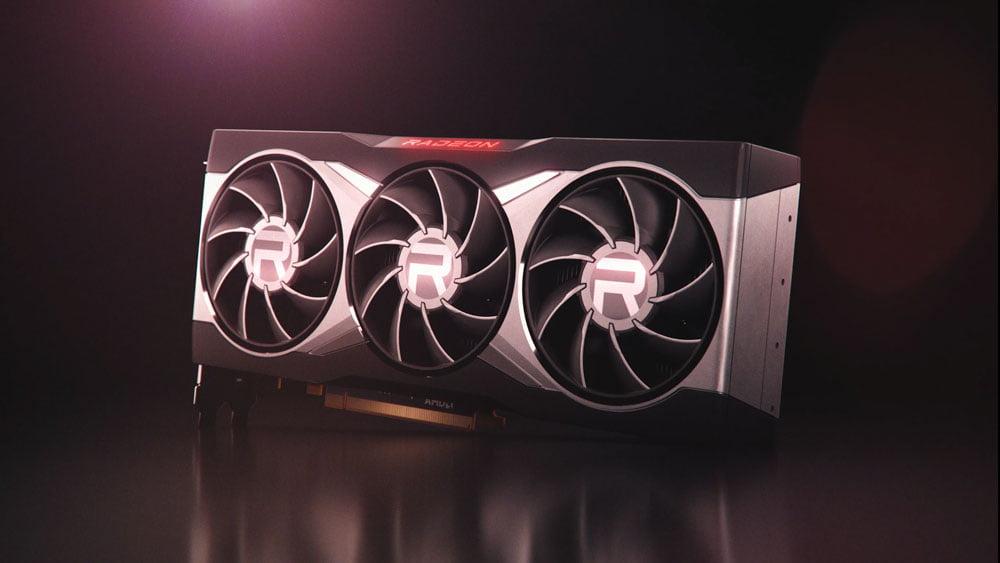AMD RX 6000 im Bild