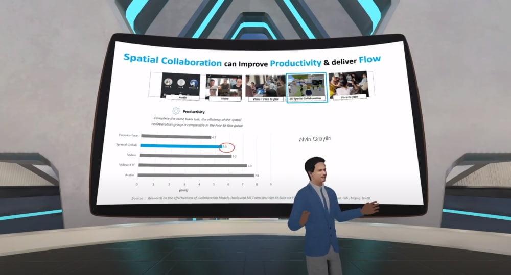 """Auf dem virtuellen Event """"Enabling What's Next"""" kündigt HTC den Launch von Vive XR Suite an."""