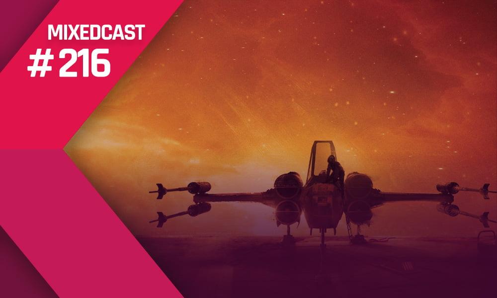 MIXEDCAST #216: HP Omnicept, Star Wars Squadrons und dann?