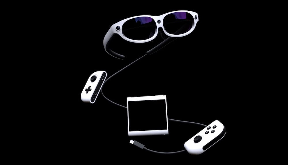 Photons_AR_Brille_Konsole_Controller