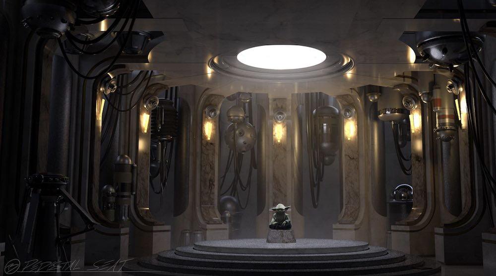 Tales from the Galaxy's Edge: Diese Rolle spielt Yoda