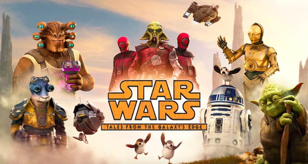Tales from the Galaxy's Edge Test: Star Wars im Snackformat