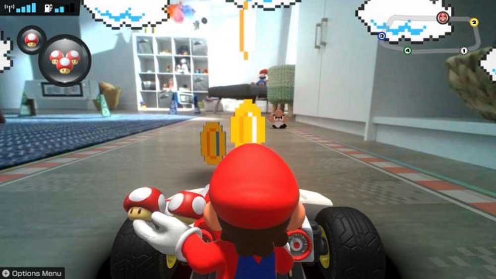 Mario Kart AR wird ein ziemlich teurer Spaß