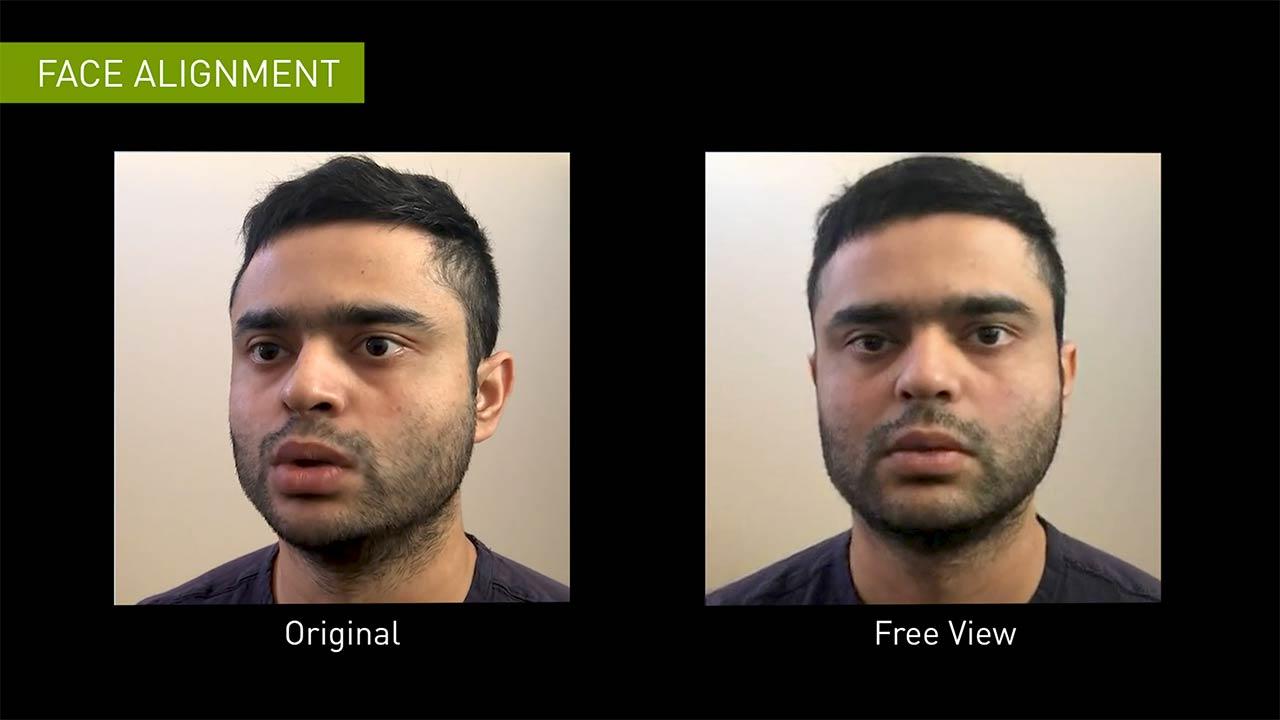 Nvidia: Neue Videokonferenz-KI verdreht euch den Kopf