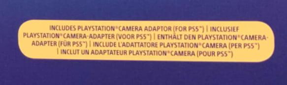 Mit einem Adapter und einem PS4-Controller läuft die PSVR mit der PS5. Den Adapter gibt's kostenlos, den alten Controller nicht. | Bild: thatismyeysitis