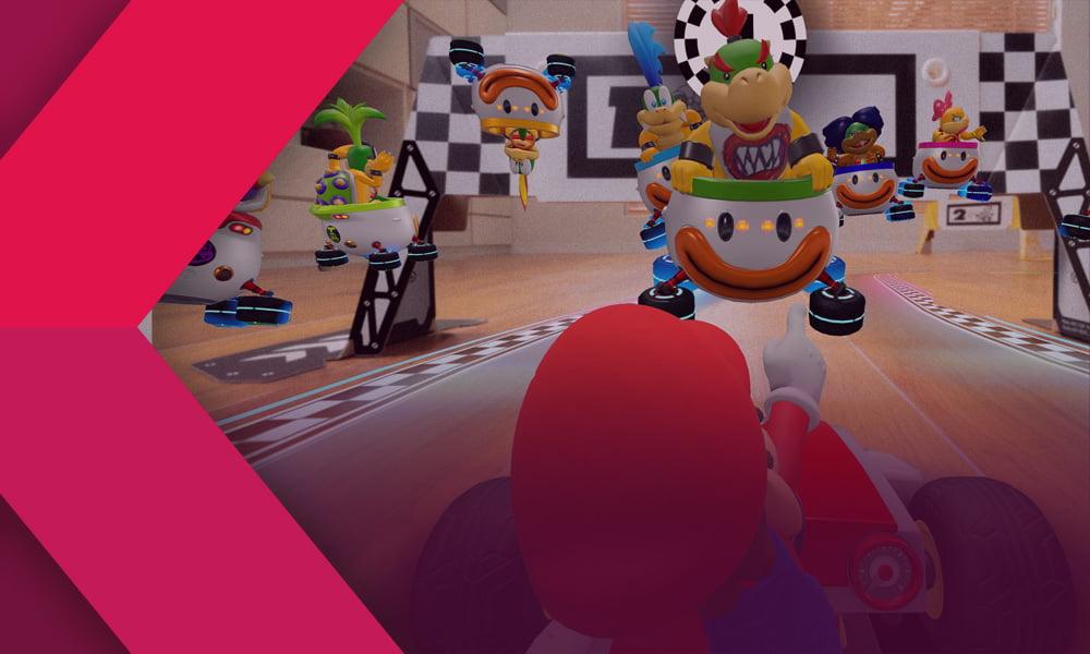 XR-News der Woche: Quest 2 und Mario Kart geben Gas, Duplex telefoniert
