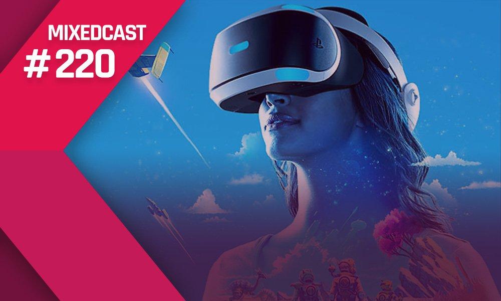 MIXEDCAST #2020: Sony und VR - war es das schon wieder?