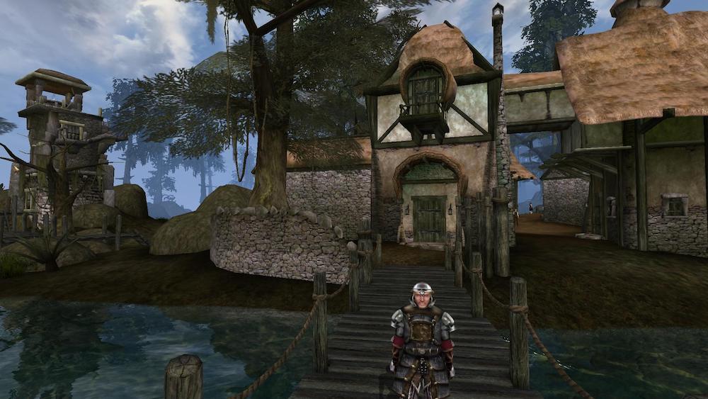 Morrowind VR: Mod bringt Vvardenfell in die Virtual Reality