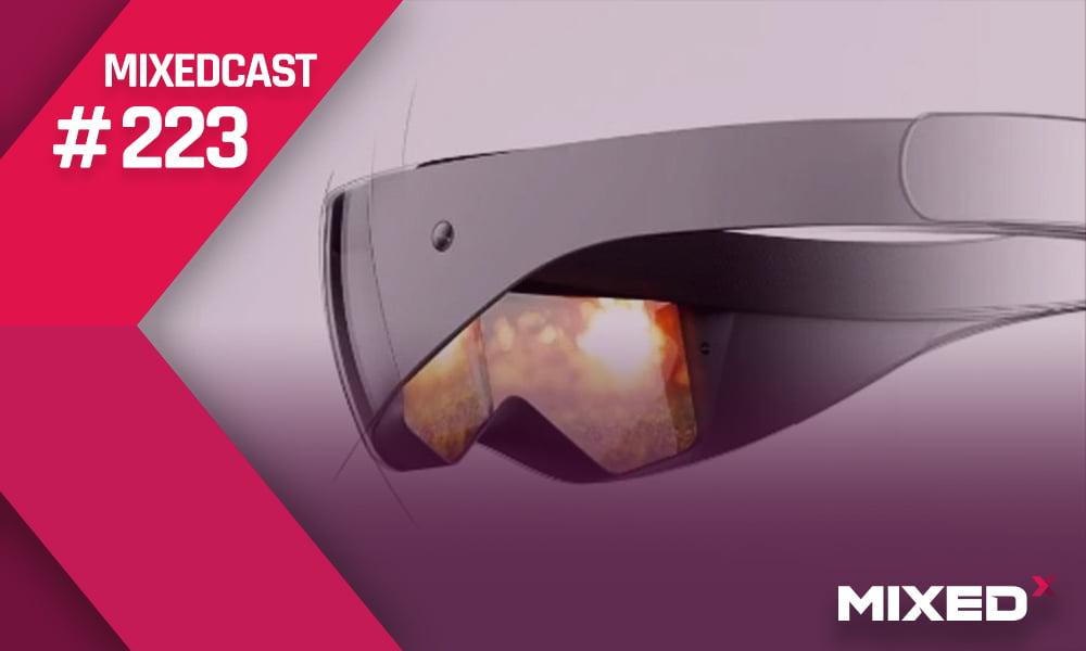MIXEDCAST #223: Die Grenzen von VR- und AR-Technik