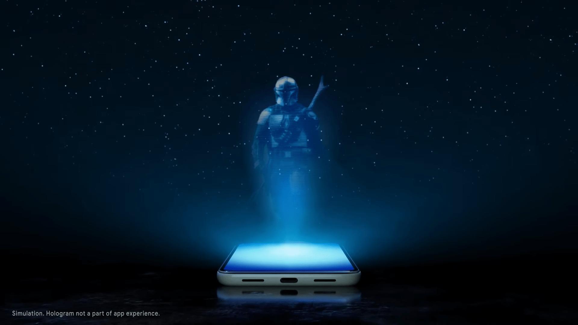 The Mandalorian: AR-App beamt euch Charaktere in den Raum