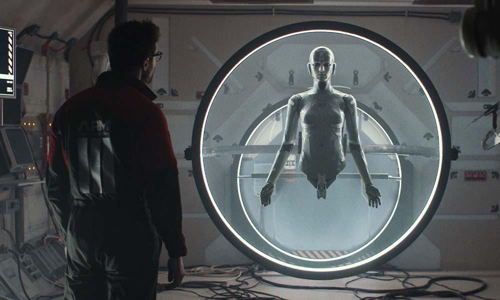 "Sci-Fi-Filmtipp: In ""Archive"" trifft ""Ex Machina"" auf ""Black Mirror"""