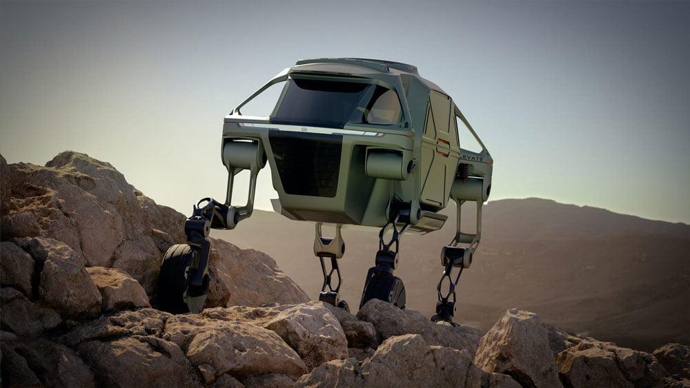 Bericht: Hyundai kauft Boston Dynamics – für Robo-Fahrzeuge?