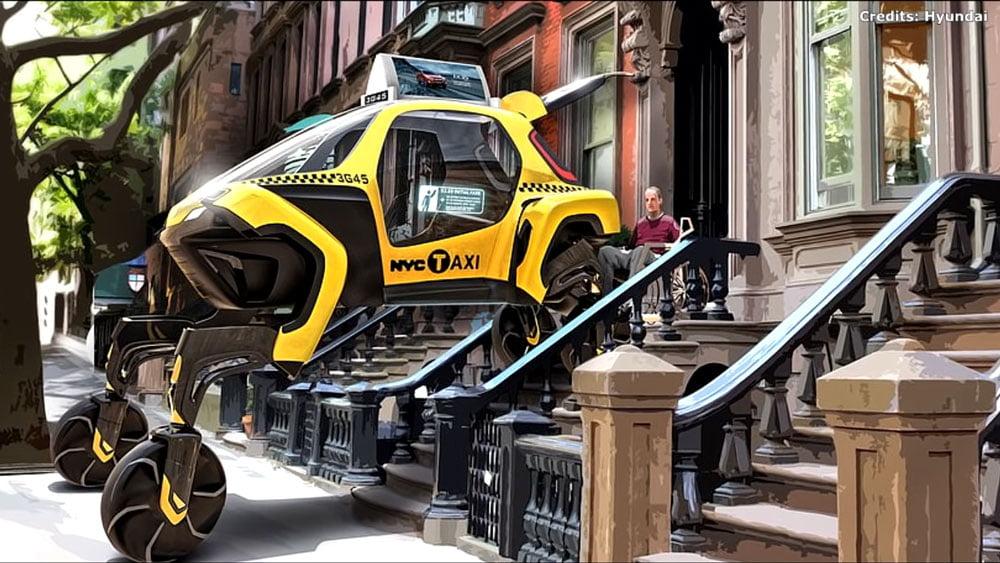 Hyundai mit Boston Dynamics: Kommen neue Robo-Fahrzeuge?
