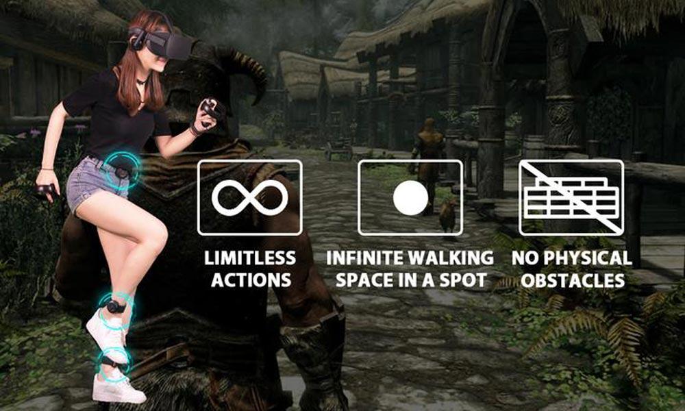 Kat Loco S: Neue Bewegungstechnik für VR