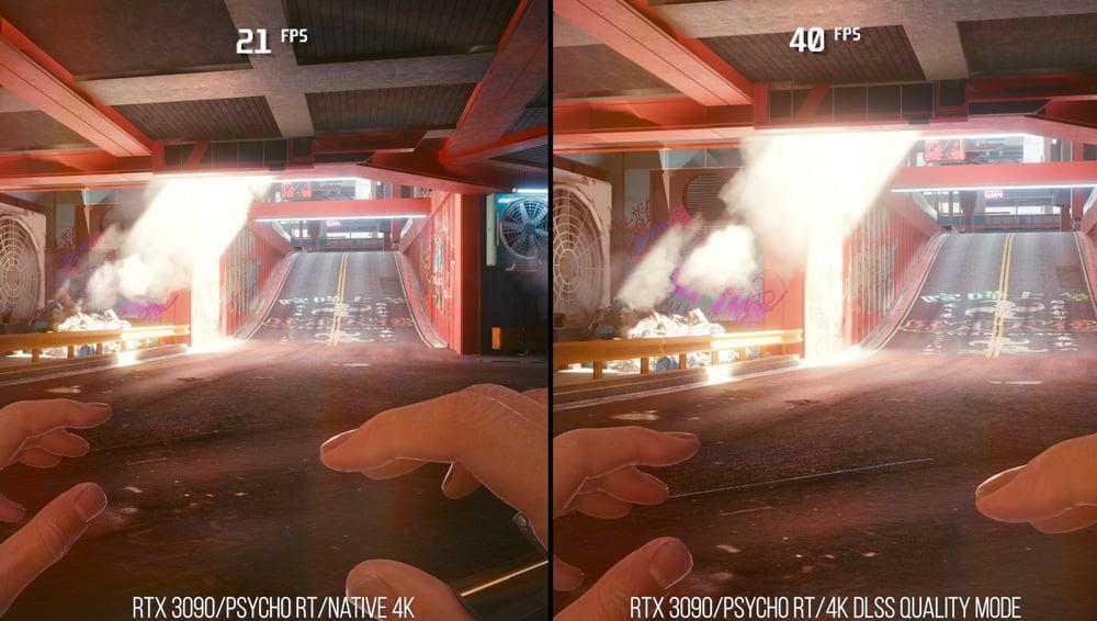 Screenshot Cyberpunk