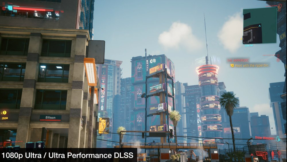 Cyberpunk Screenshot