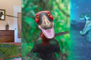 National_Geographic_AR_Dinosaurier