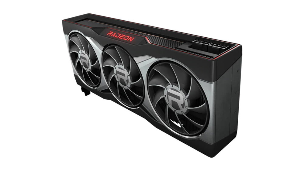Radeon RX 6900 XT Render
