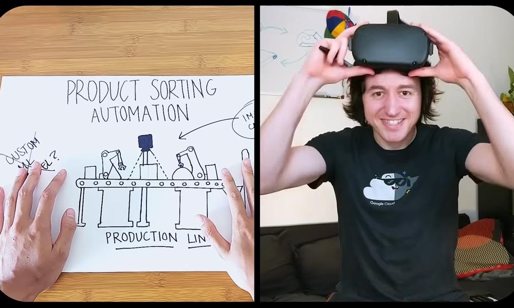 Google trainiert KI in VR