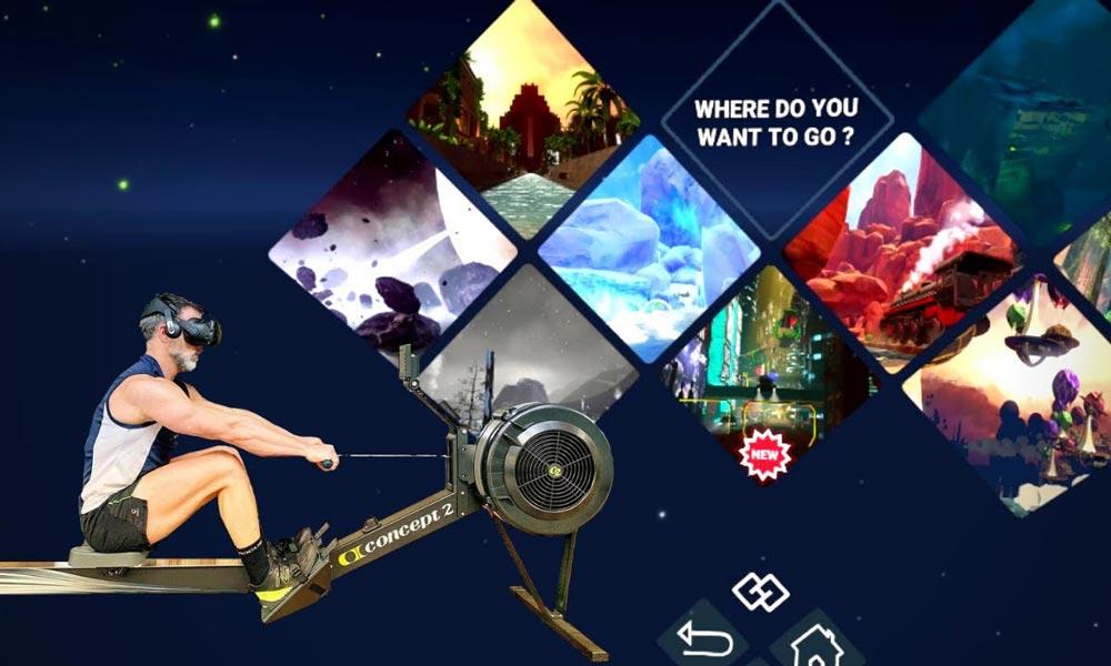 Oculus Quest (2): Holofit bringt VR-Workouts für euer Sportgerät