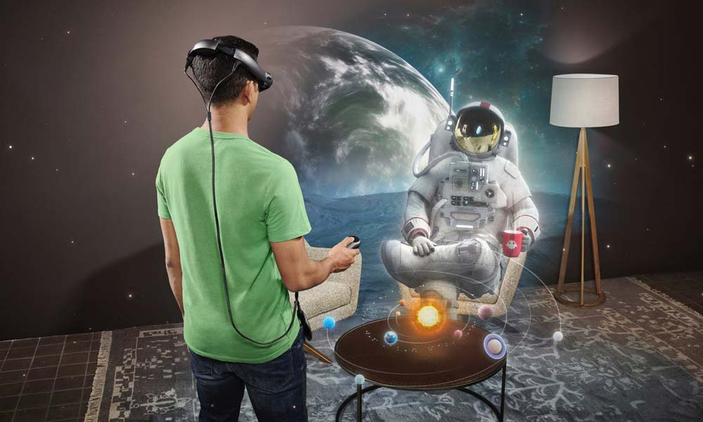 | magic leap 2020 astronaut