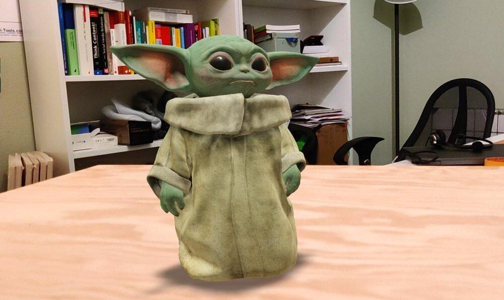 Mandalorian: Beamt euch Baby Yoda in die Bude