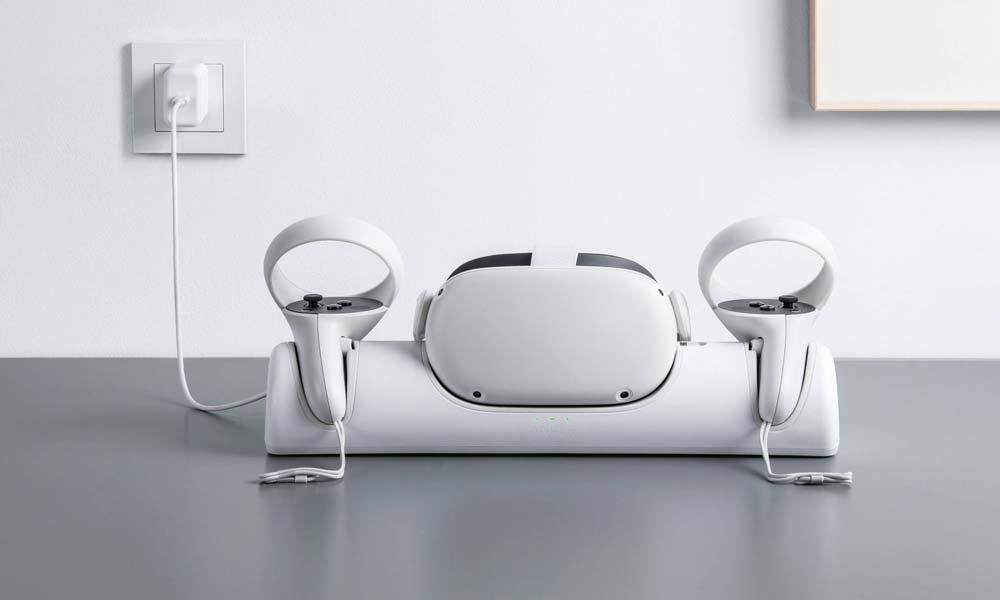 Oculus Quest 2: Anker kündigt offizielle Ladestation an