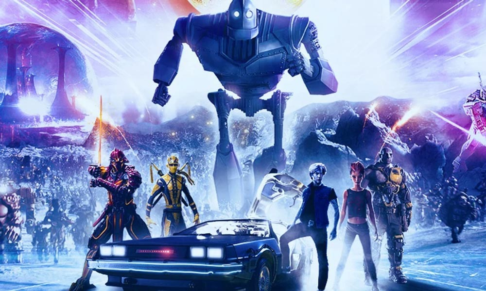 | ready player one comic