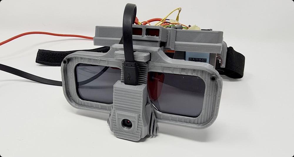 AR-Brille günstig selber bauen – so geht's