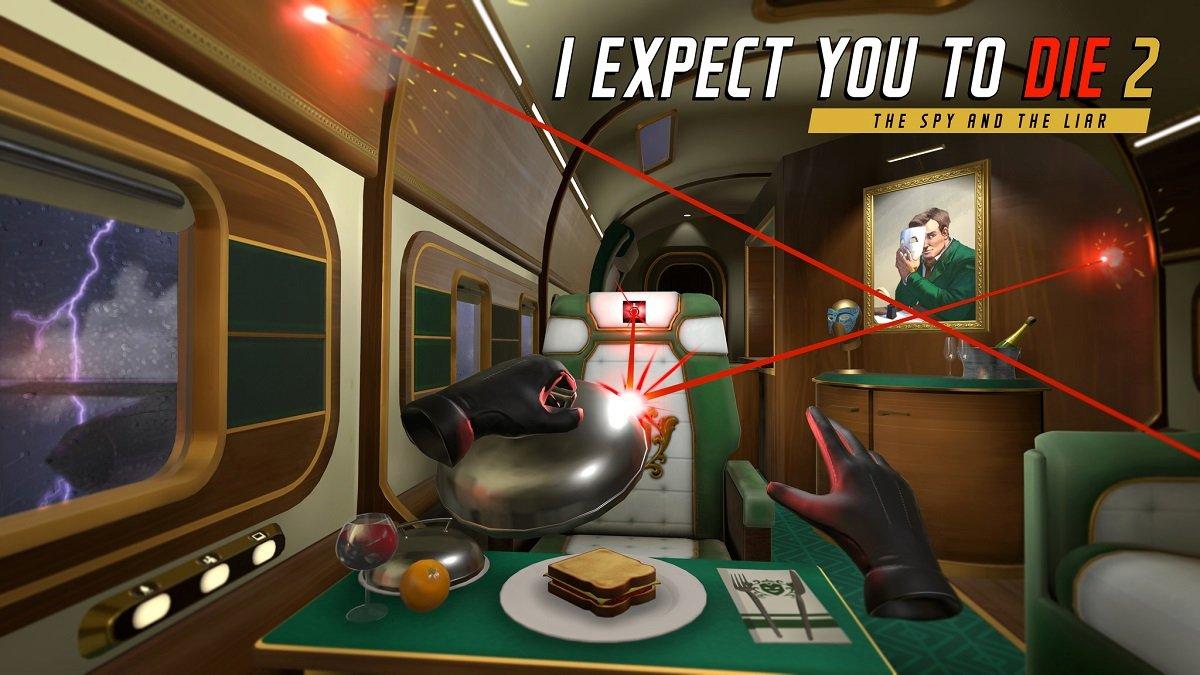 I Expect You To Die 2: So sieht das neue Agentenspiel aus