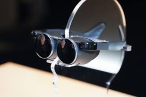 Panasonic_VR_Glasses_CES_2021_Frontansicht
