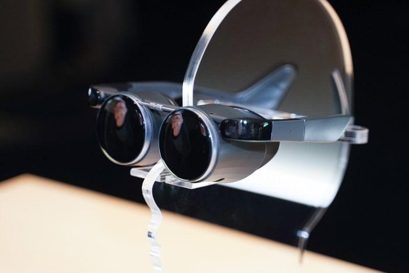 Kompakte VR-Brillen: Hersteller meldet Durchbruch