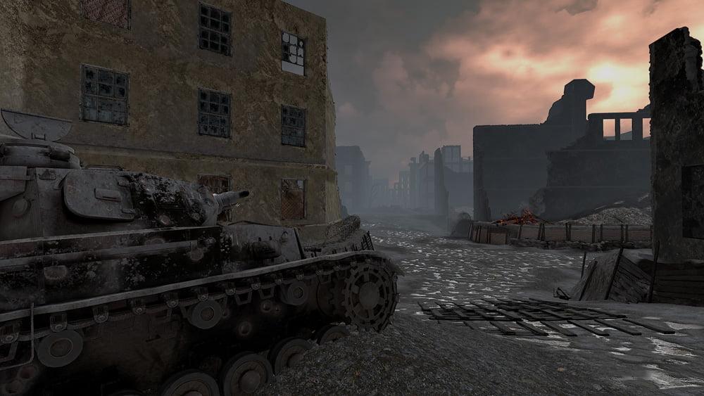 Screenshot Pavlov VR Update 24