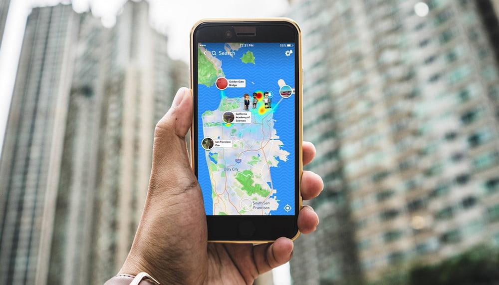 Snapchat_Snap_Map