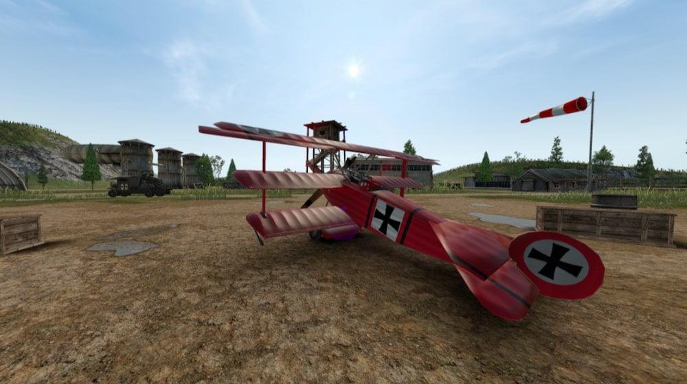 Warplanes_WW1 Fighters_Fokker